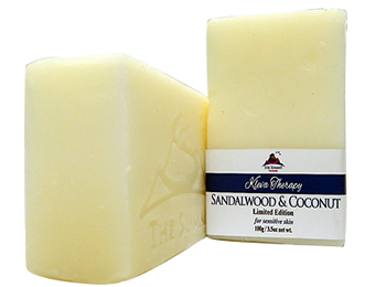 Sandalwood & Coconut Soap