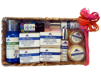 Island Therapy Gift Pack