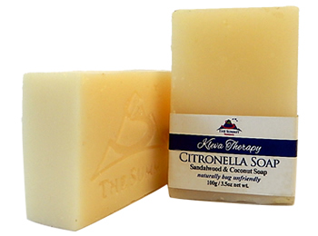 Citronella Soap