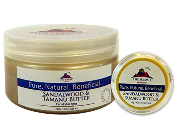 Sandalwood & Tamanu body butter