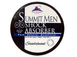 10gms Sandalwood Shock Absorber Face Balm for Him