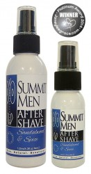 Our 2014 Awarded Product Sandalwood & Lime After Shave