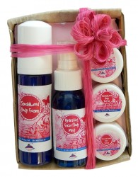 Moisture Magic Pack (Tropical Florals Range)