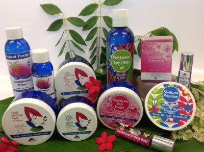 Face, Body Care and Soaps