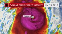 Cyclone Pam in Vanuatu