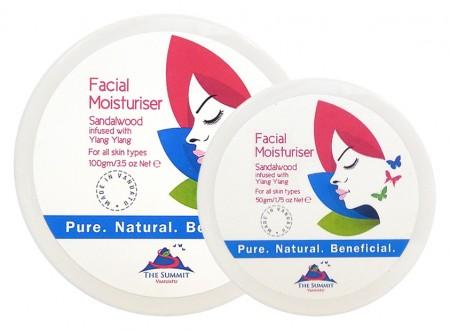 Facial Mosituriser Ylang-Ylang