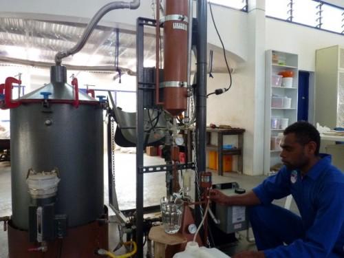 Distillation unit  (Small)