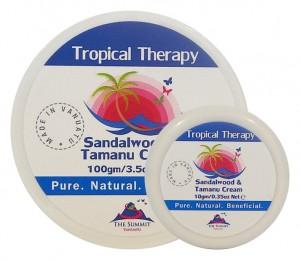 Sandalwood & Tamanu Cream
