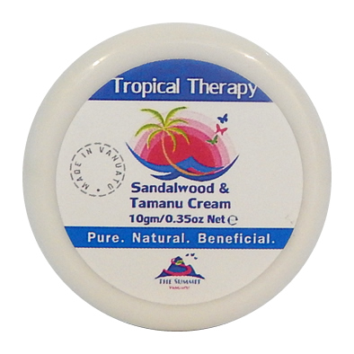 10gm Sandalwood & Tamanu Cream