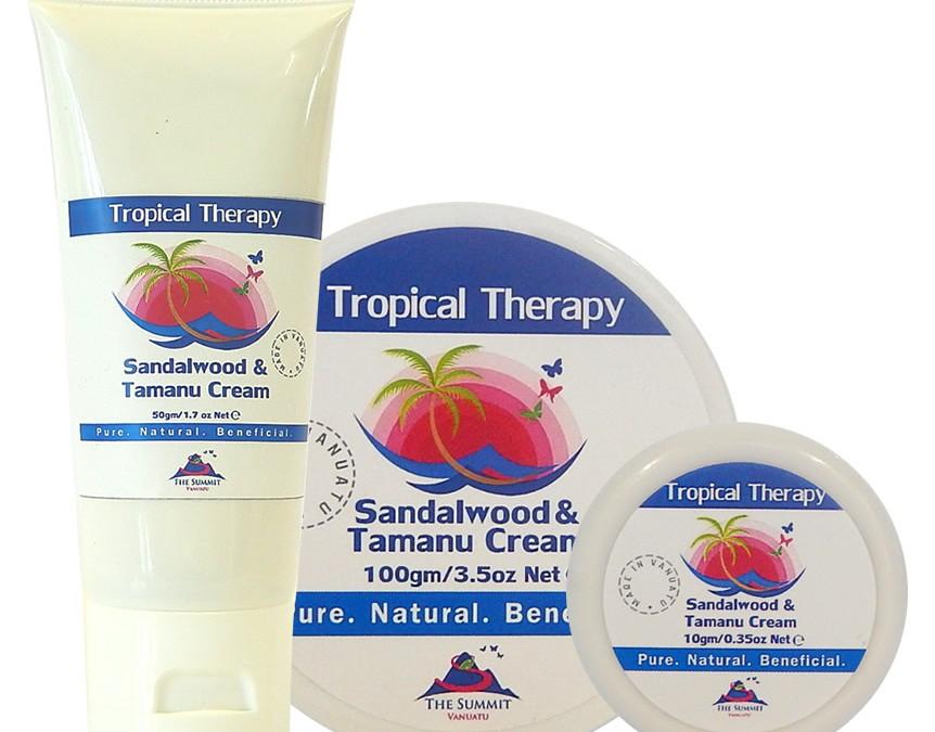 Sandalwood & Tamanu Cream Review