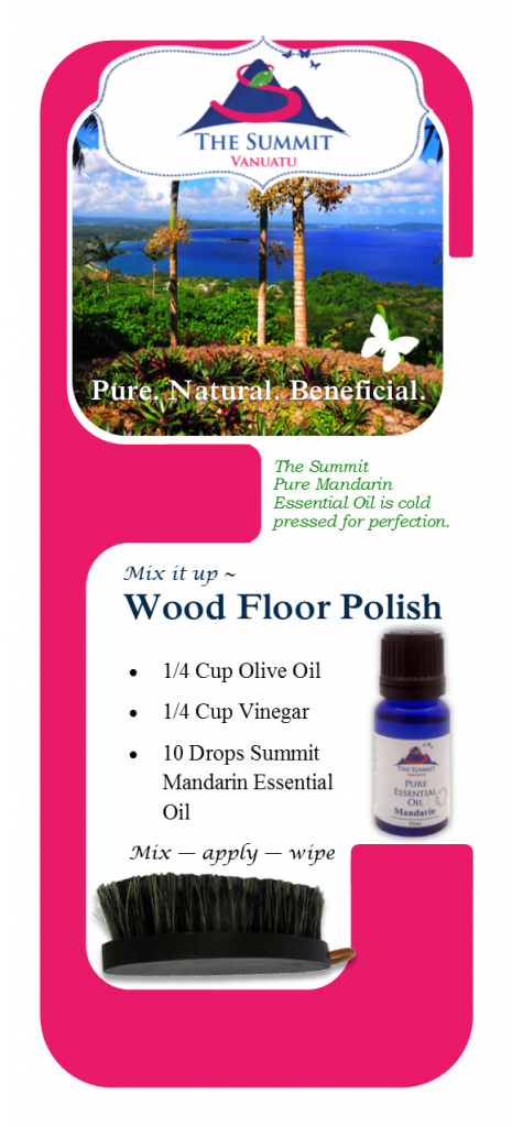 Essential Oil Polish Recipe