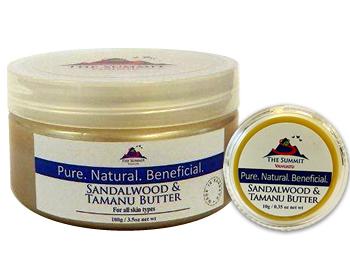 Sandalwood & Tamanu body butter