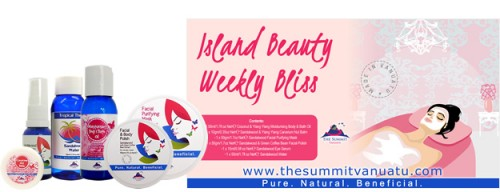 Island Beauty Daily Ritual Pack (Tropical Florals Range)